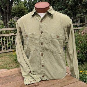 100% Hemp Patagonia Shirt